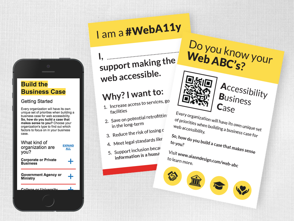 photo: digital toolkit for building a better business case for web accessibility